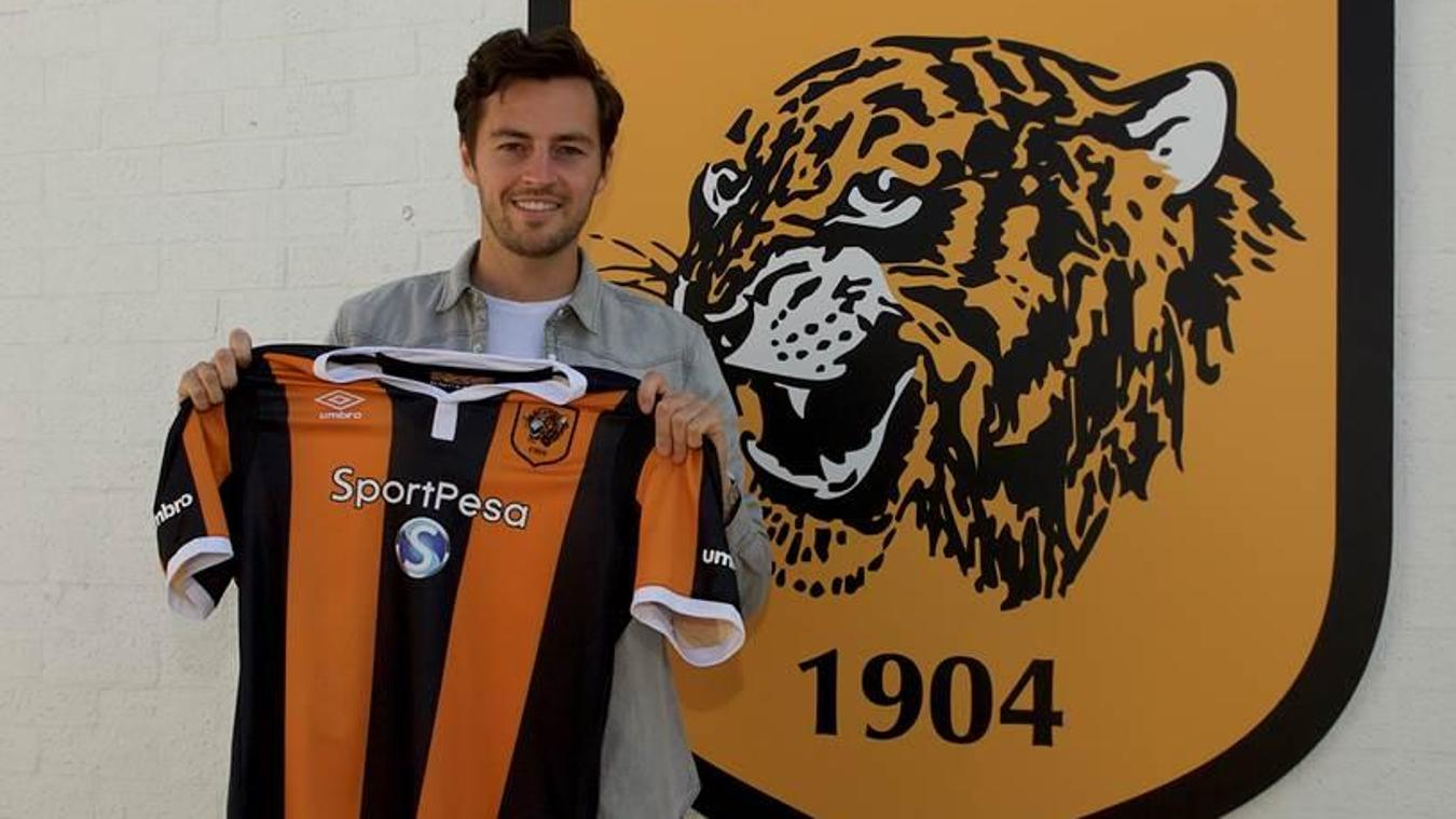 Ryan Mason, Hull City