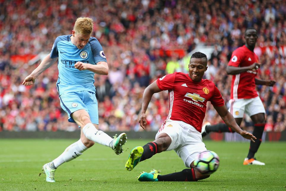 Photo of Man Utd v Man City