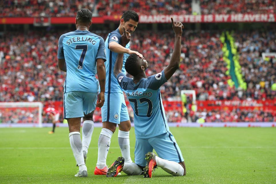 Man Utd 1-2 Man City