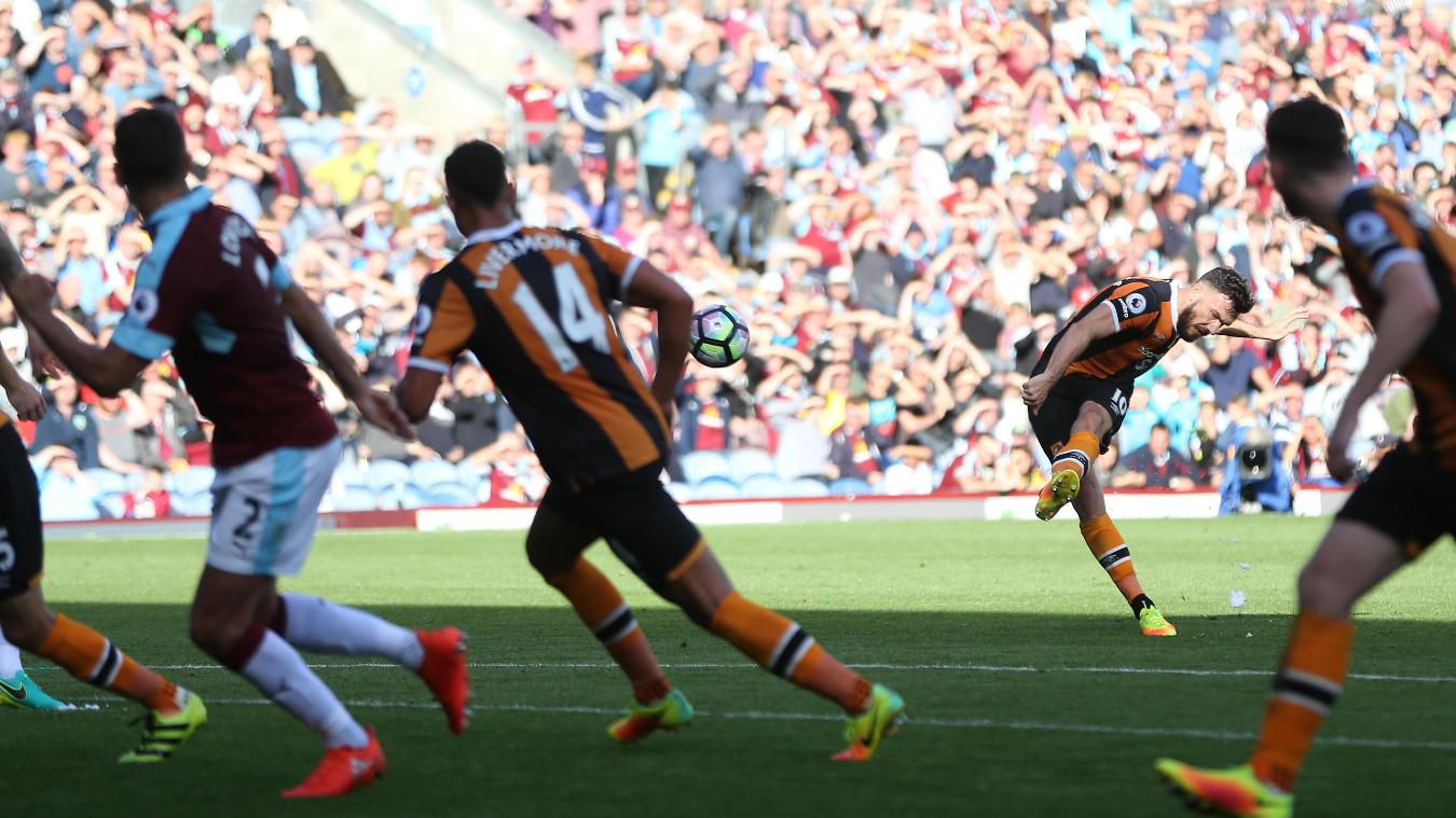 Burnley v Hull City