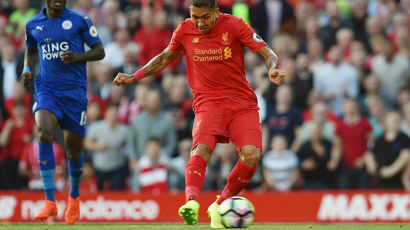 Liverpool v Leicester City - Premier League