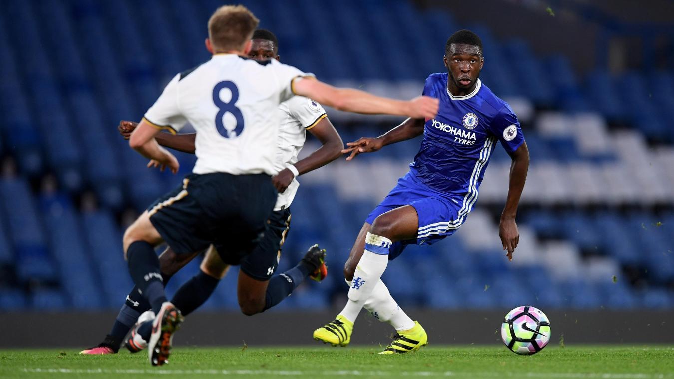 Chelsea 3-1 Spurs, PL2
