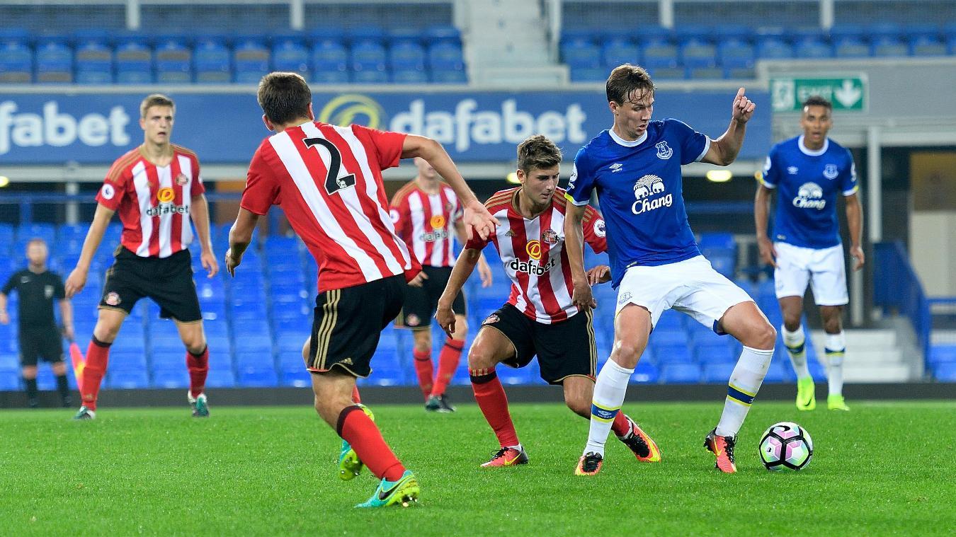 Everton 0-1 Sunderland, PL2
