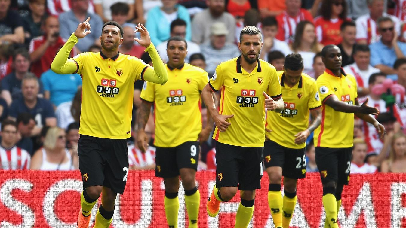 Watford v Liverpool, 12 August