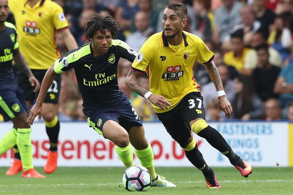 Watford v Arsenal