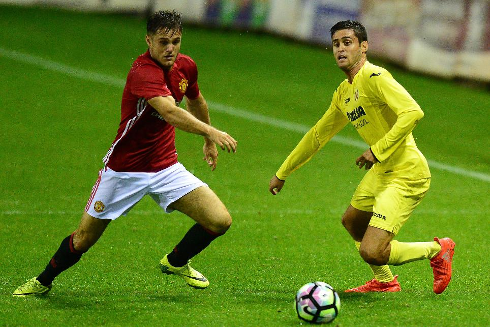 Man Utd v Villarreal, International Cup