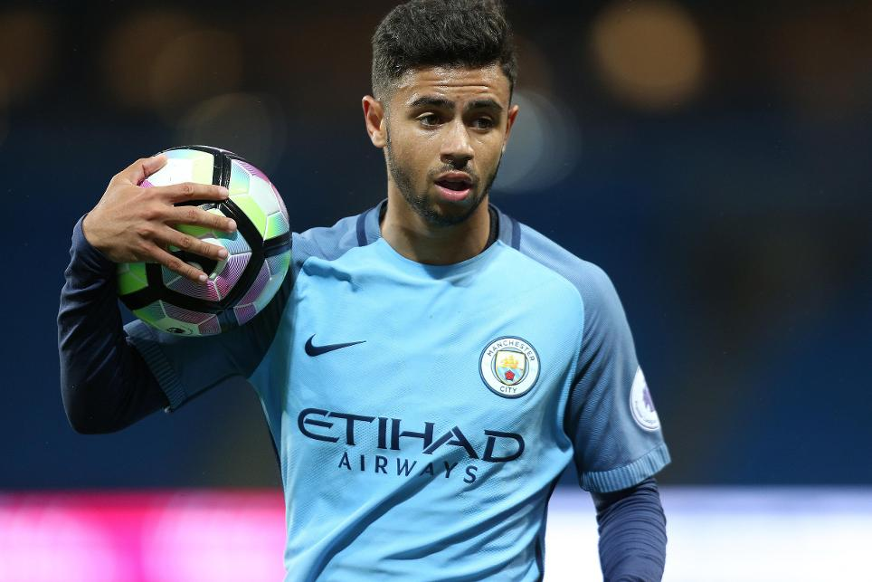 Paolo Fernandes, Man City