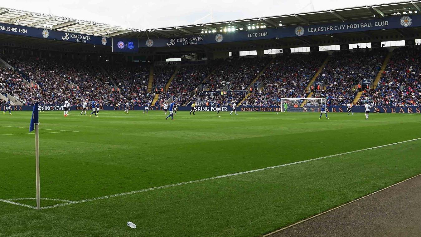 Leicester v Man Utd, 2017/18 | Premier League