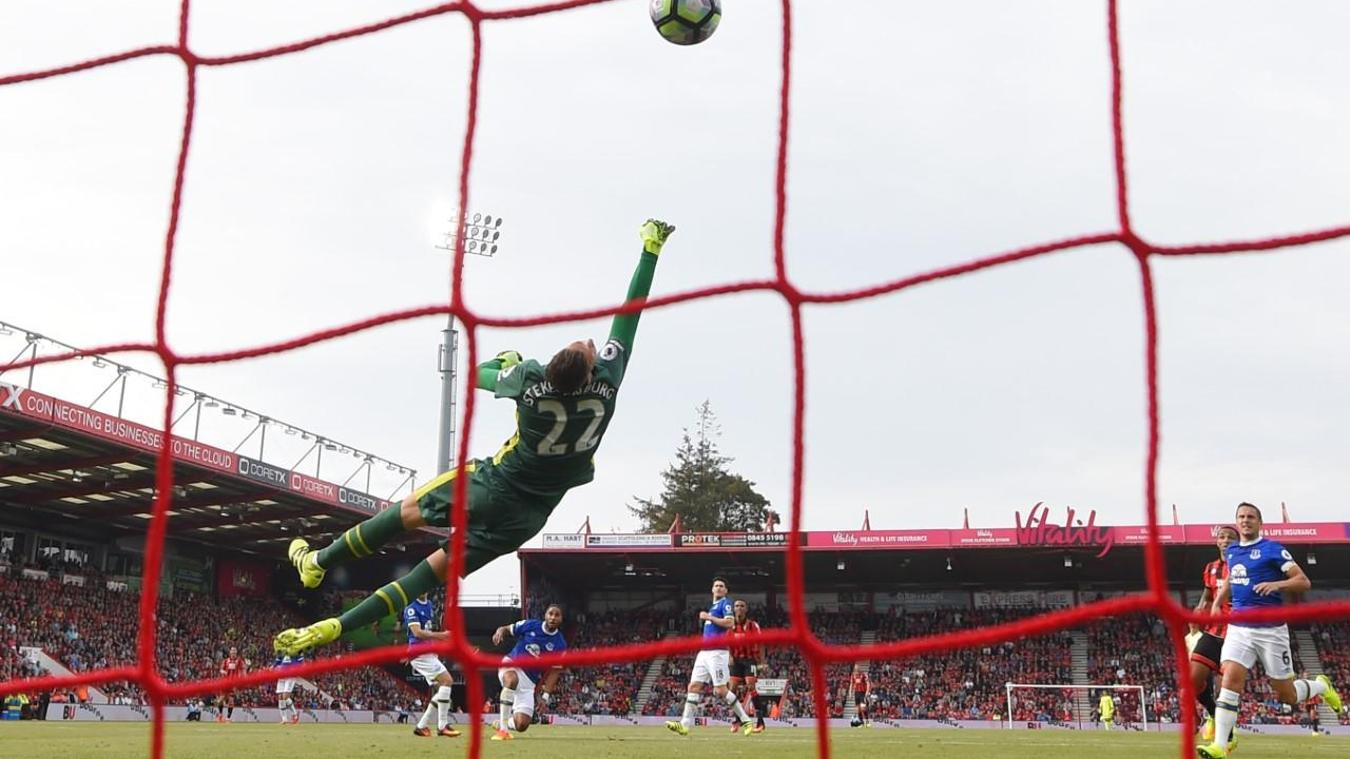 AFC  Bournemouth 1-0 Everton