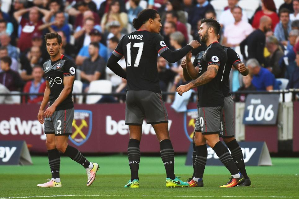 West Ham United v Southampton - Premier League