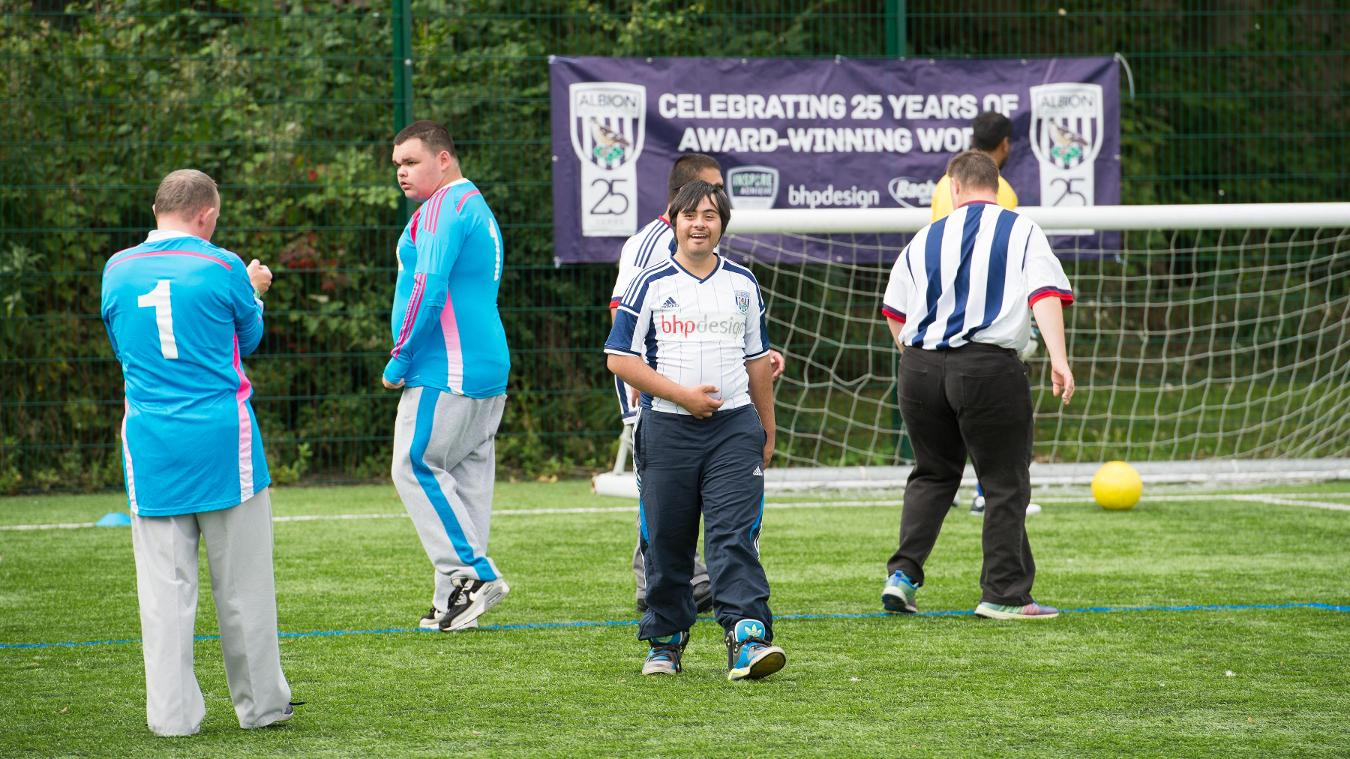Premier League and BT Disability Programme