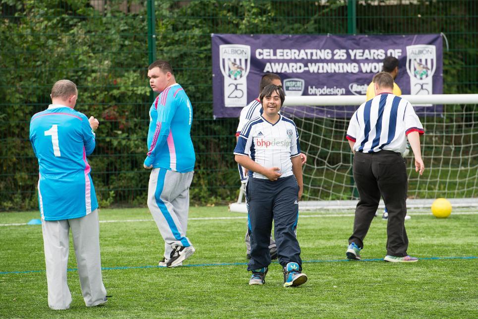 Premier League and BT Disability Programme