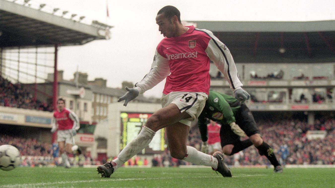 #2: Thierry Henry