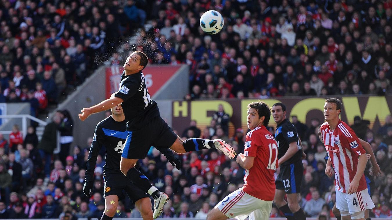 #5: Javier Hernandez