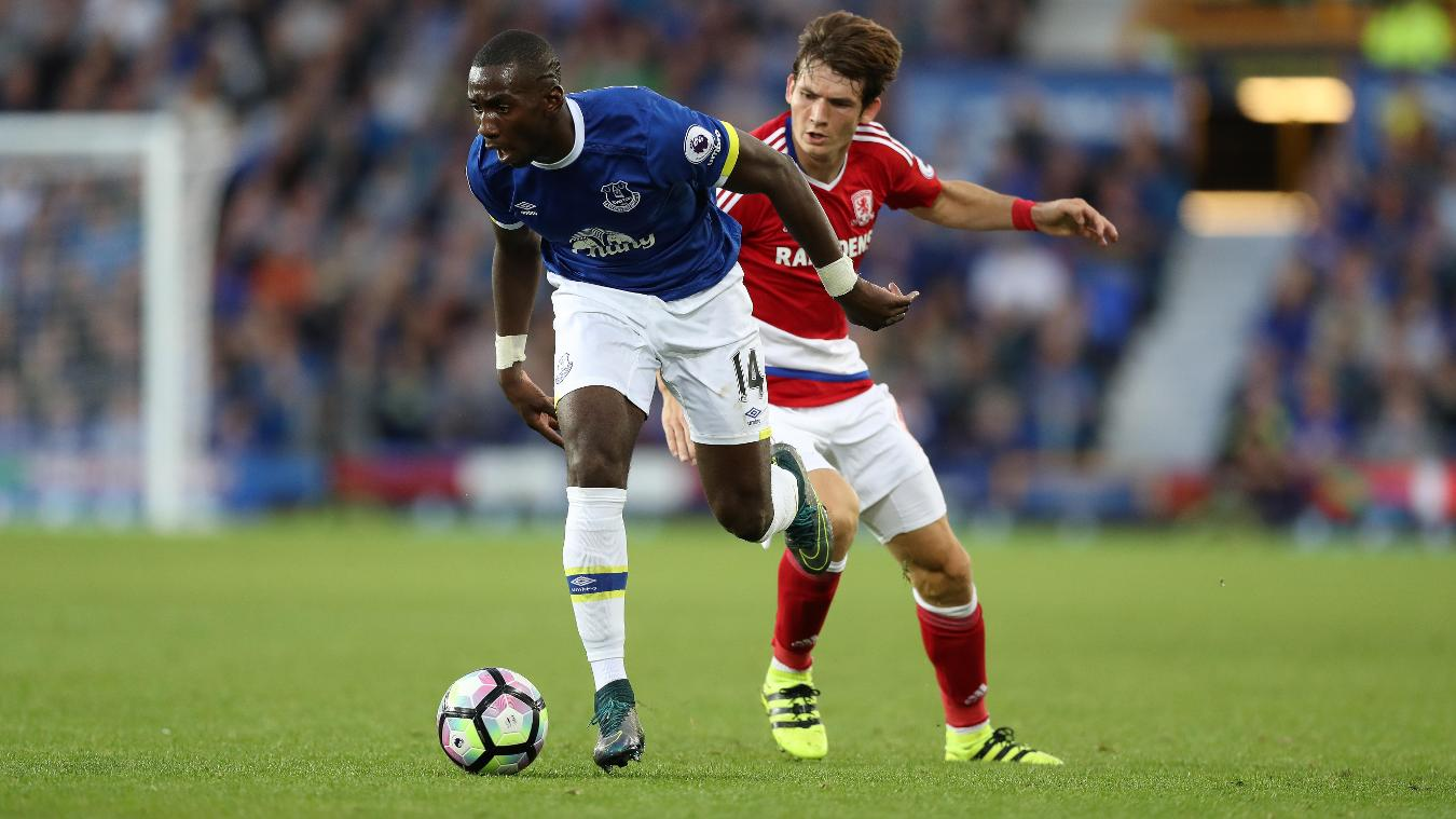 Yannick Bolasie, Everton
