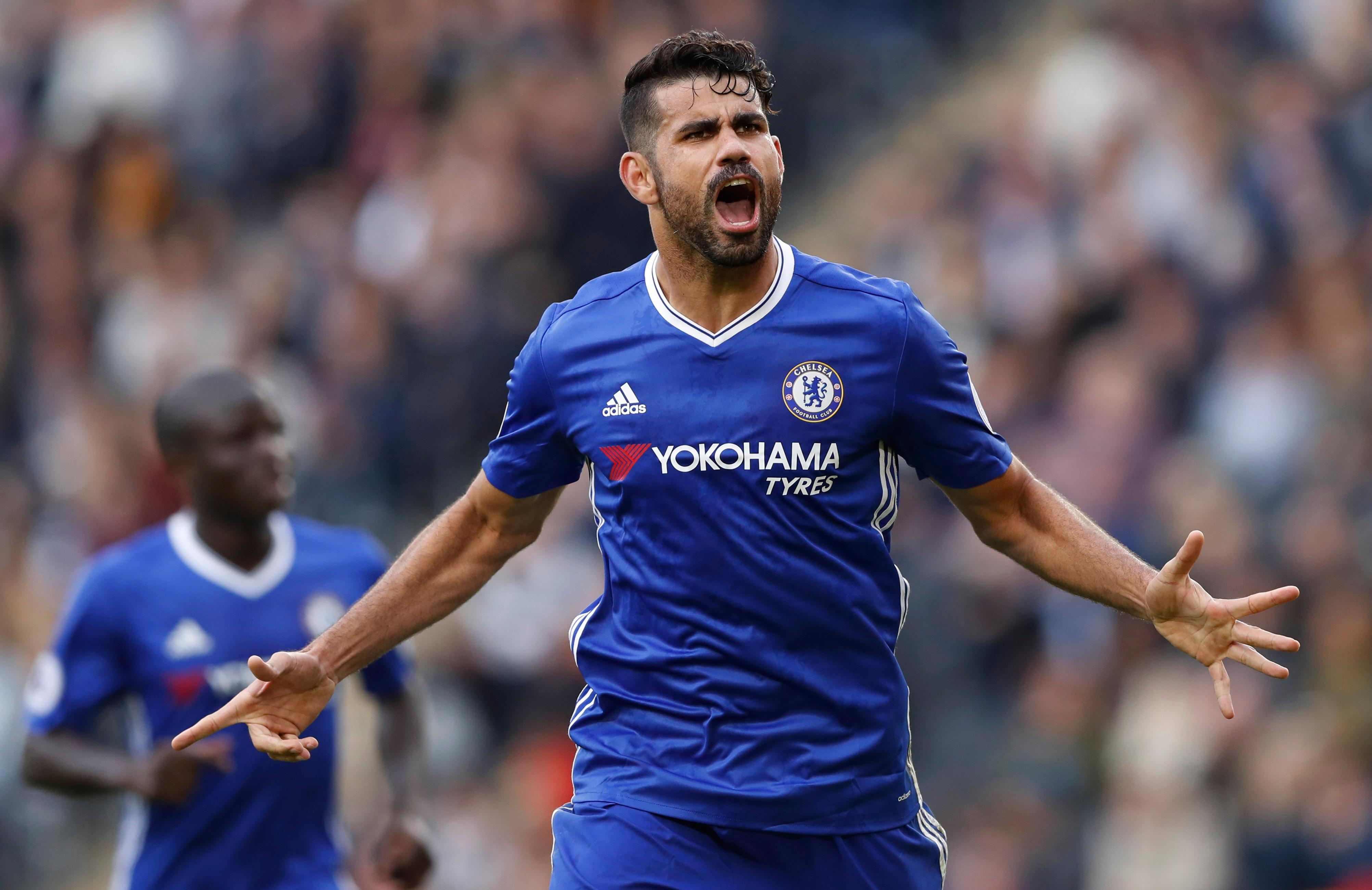 EA SPORTS Player of the Month shortlist Costa