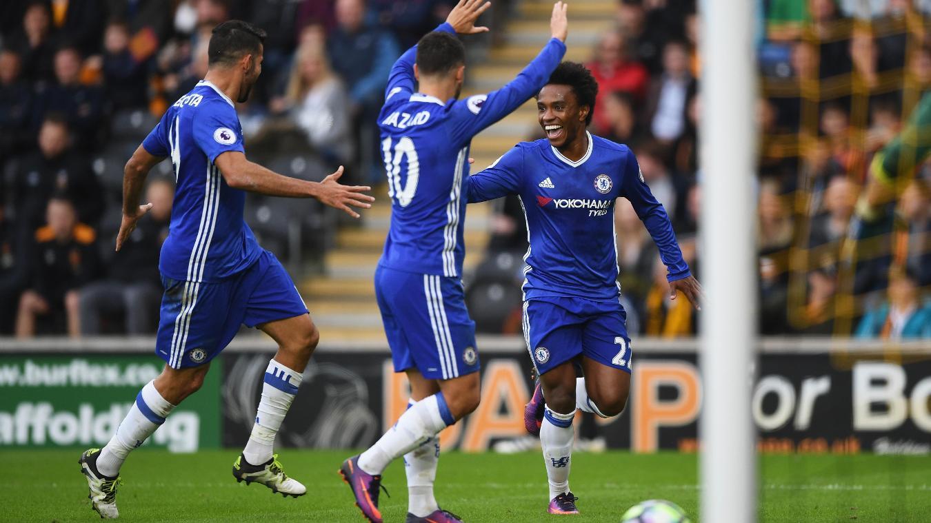 Hull City v Chelsea