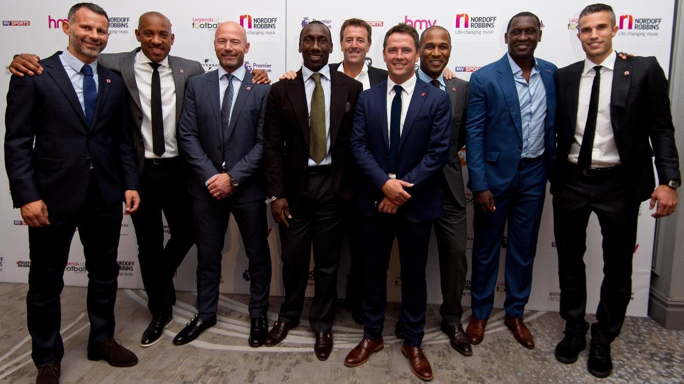 2016 HMV Legends of Football Extravaganza