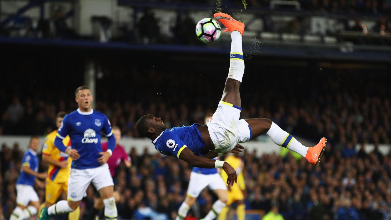 Matchweek 7: Everton 1-1 Crystal Palace