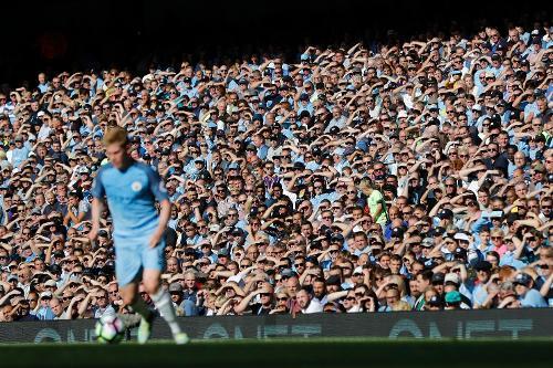 Matchweek 5: Man City 4-0 AFC Bournemouth
