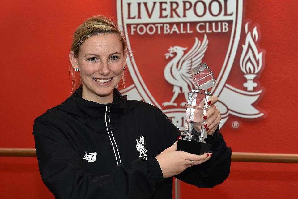 Victoria Jepson, Liverpool FC Foundation, 091016