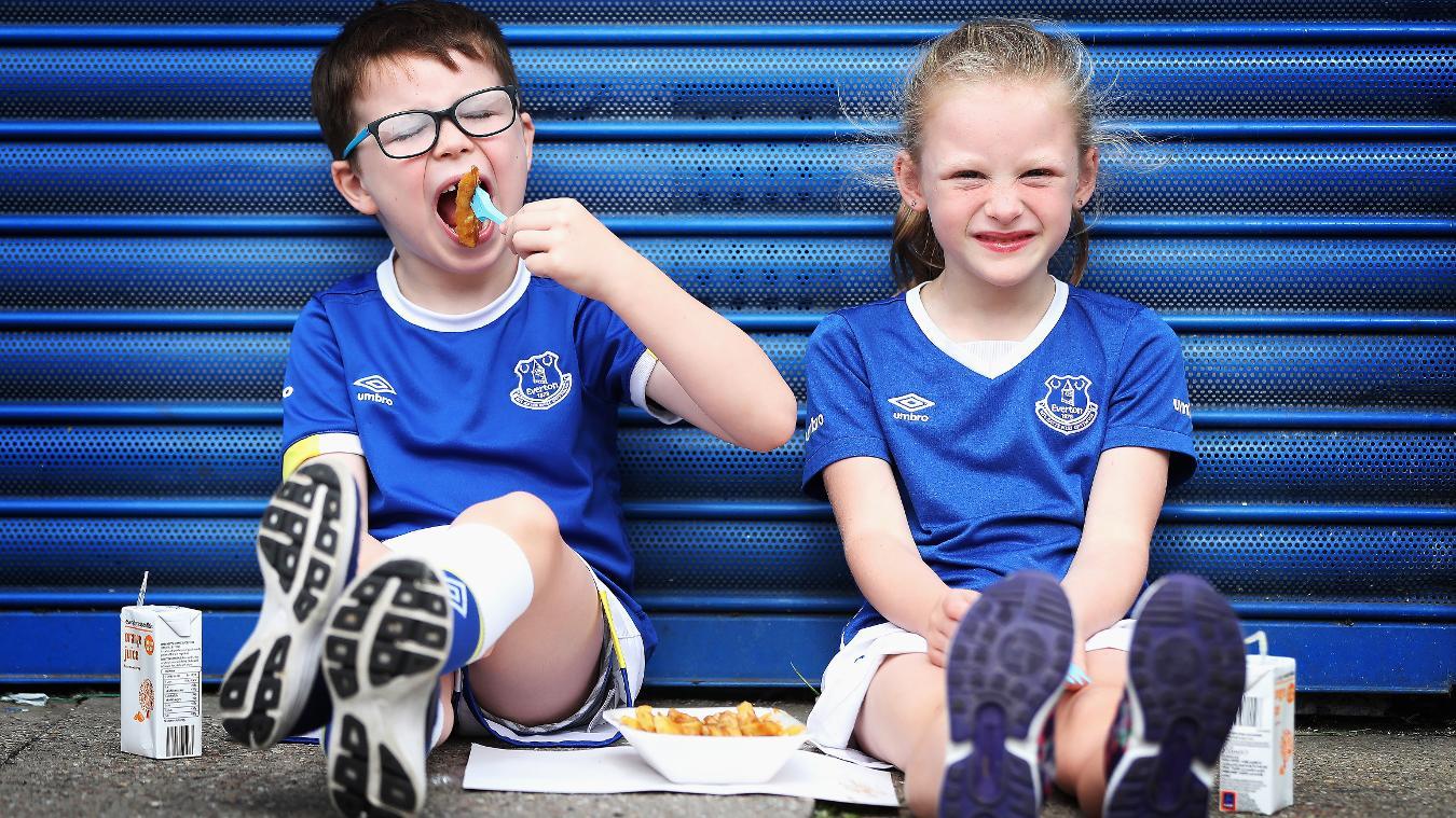 Matchweek 3: Everton 1-0 Stoke City
