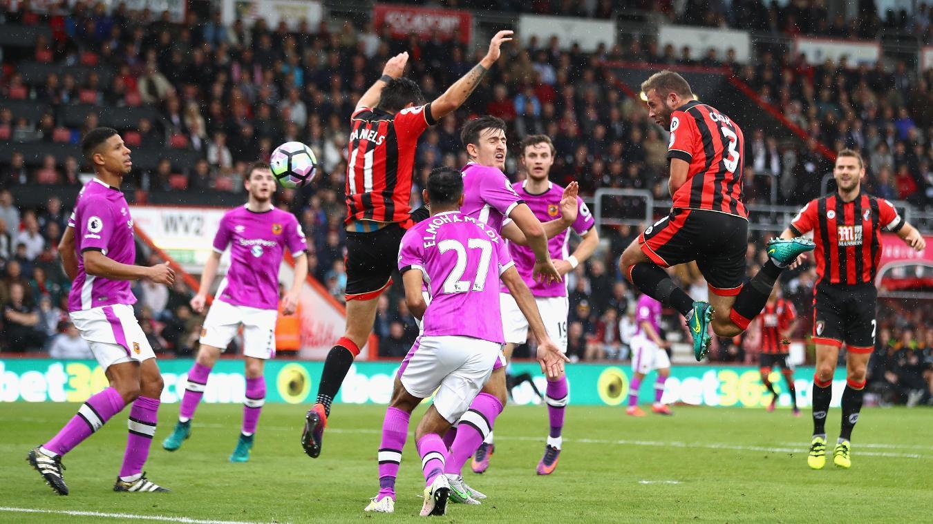Bournemouth v Hull City