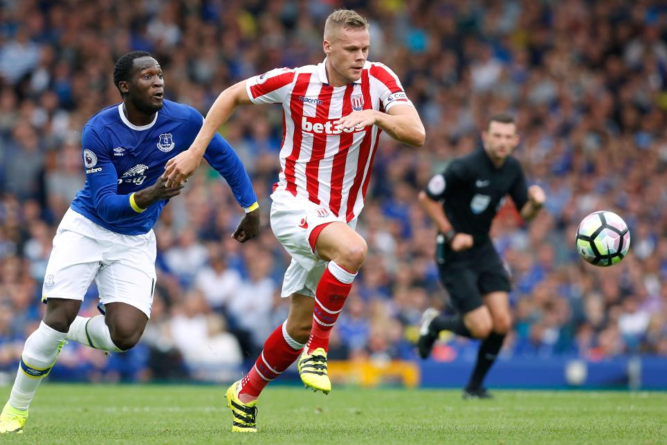 Everton v Stoke City - Premier League, Ryan Shawcross