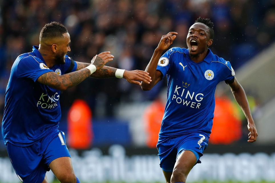 Leicester City v Crystal Palace