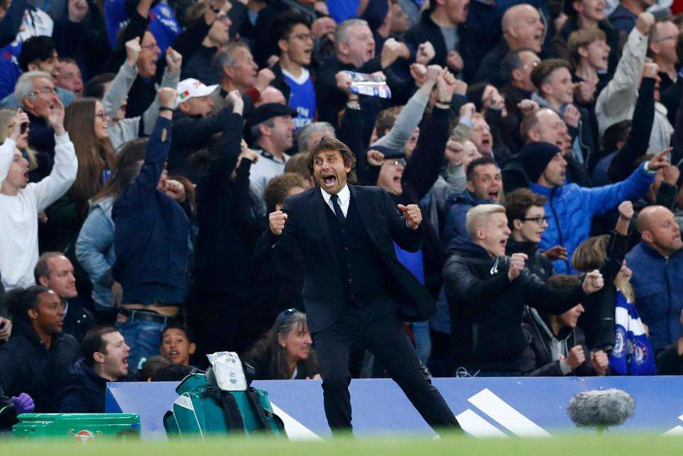 Conte We Must Continue To Improve