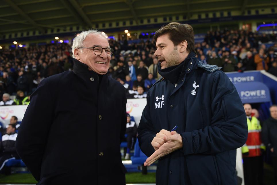 Spurs v Leicester City, 29 October