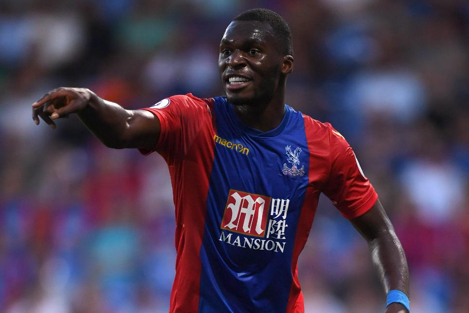 Crystal Palace's new signing Christian Benteke
