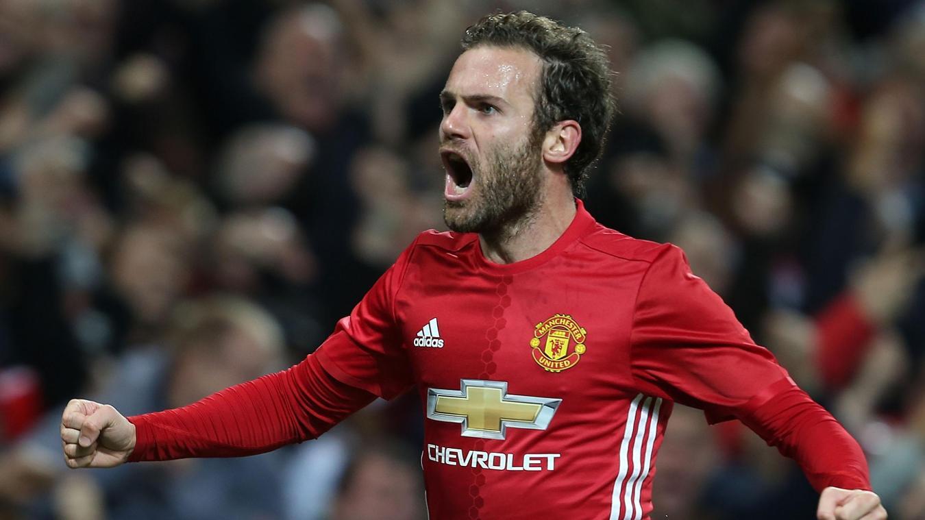 Juan Mata, goal cele, efl cup