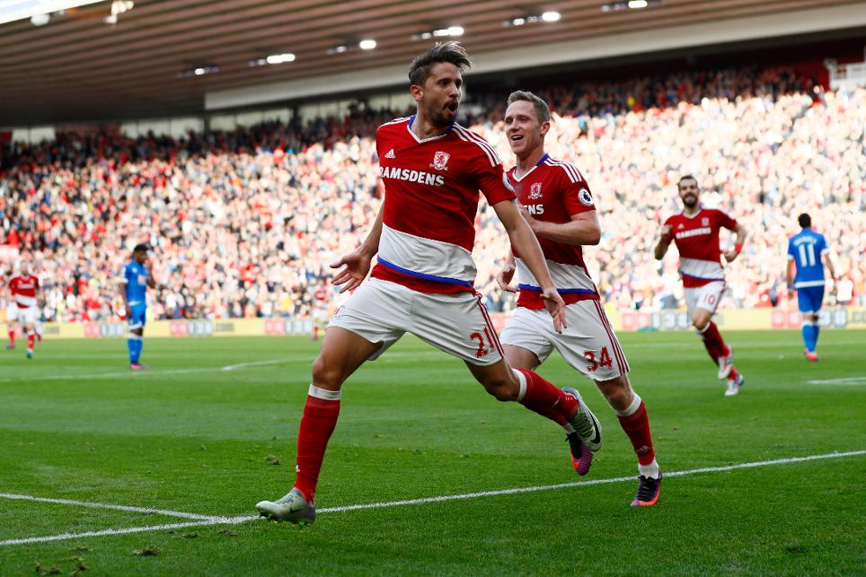Middlesbrough 2-0 AFC Bournemouth