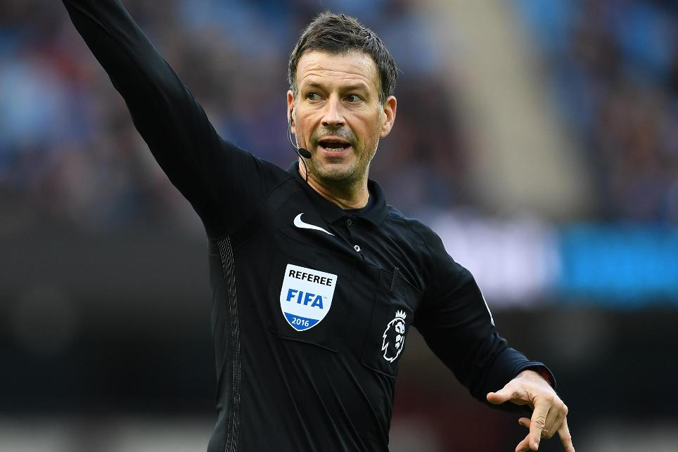 Manchester City v Southampton - Premier League, Mark Clattenburg, 2016/17