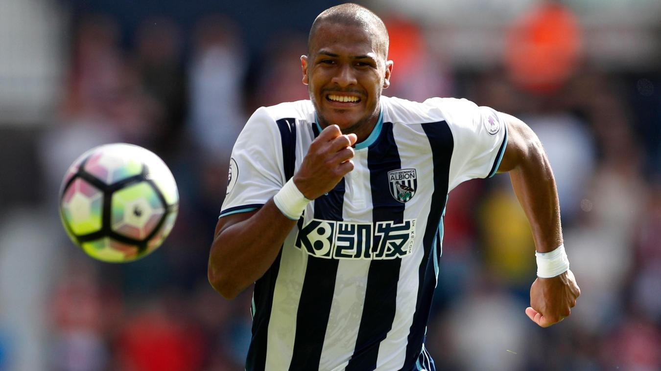Salomon Rondon, West Brom