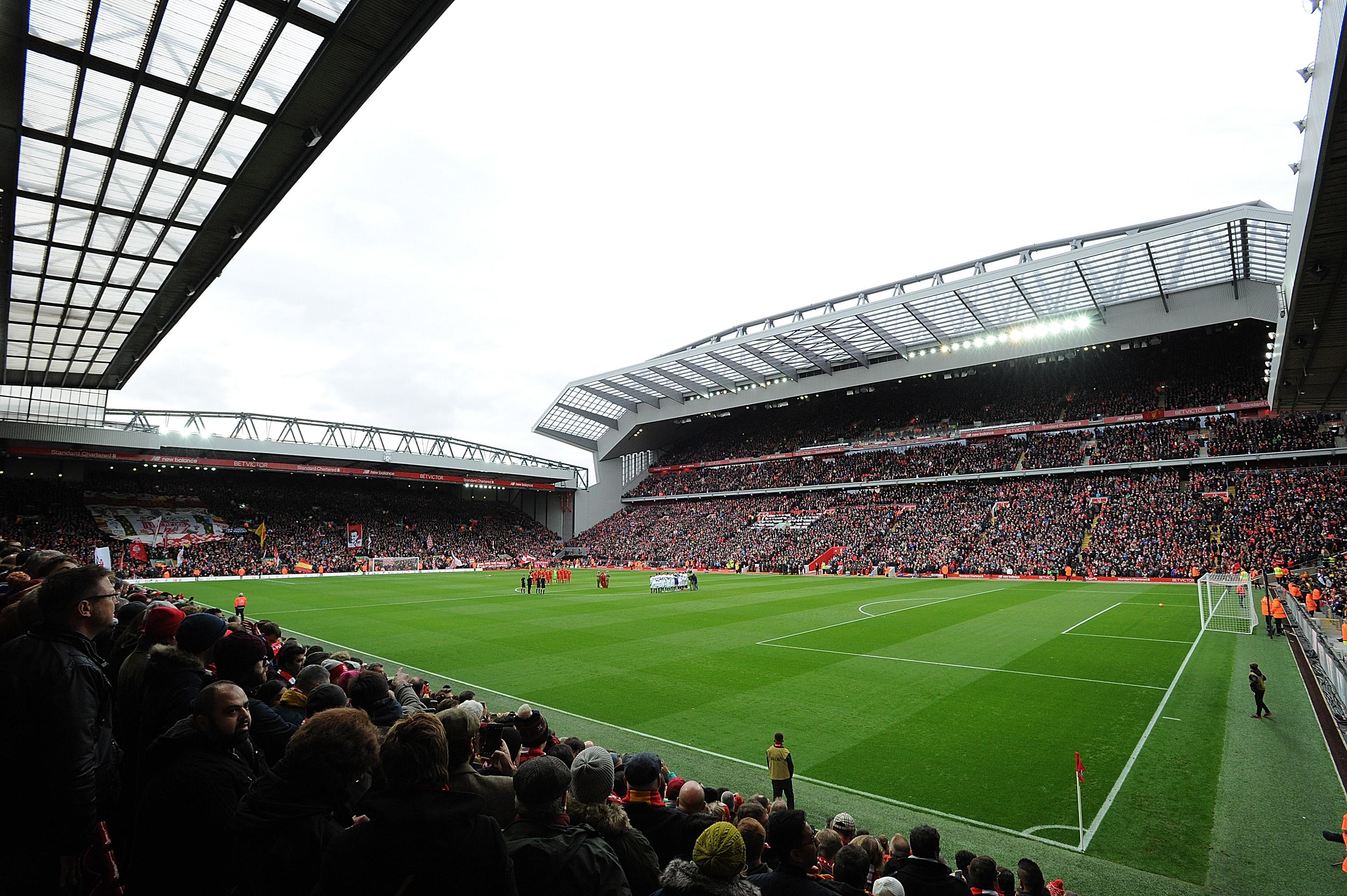 Liverpool To Boost Anfield Accessibility For 2017/18
