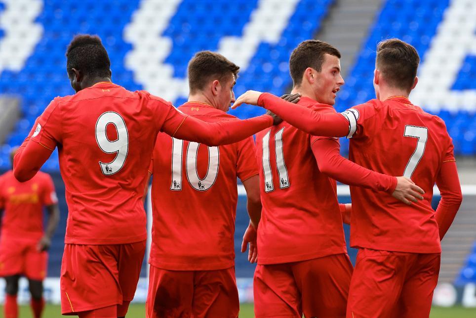 Liverpool 3-0 Huddersfield, PL2