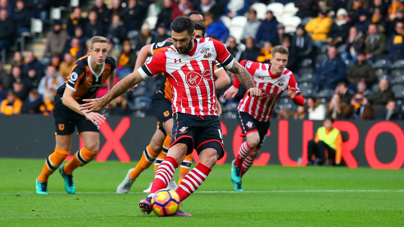 Hull City v Southampton
