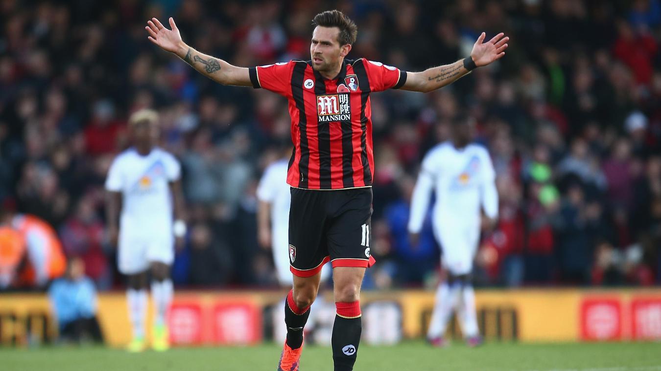 AFC Bournemouth v Sunderland, Charlie Daniels, 051116