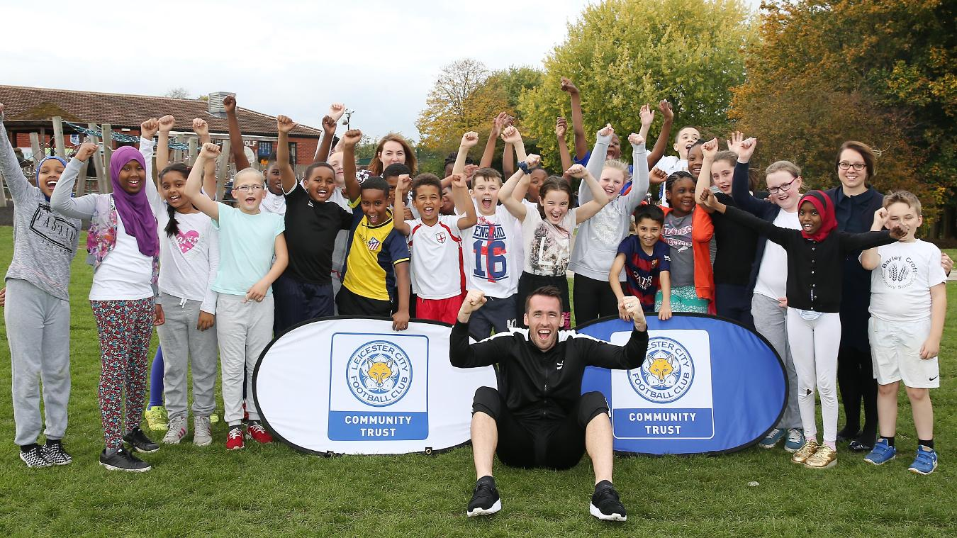 Christian Fuchs, Leicester City, Primary Stars, 091116