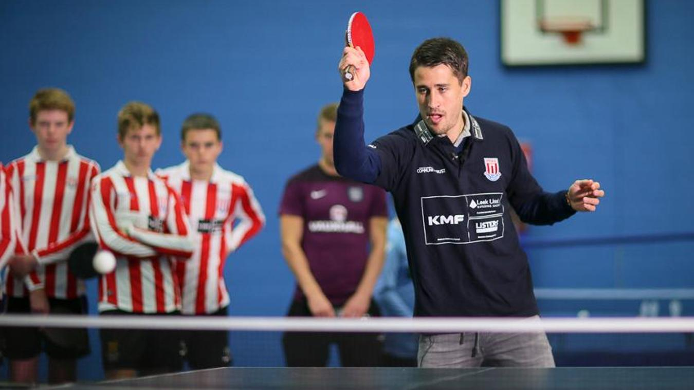 Bojan, Stoke City, PL4S table-tennis, 011116