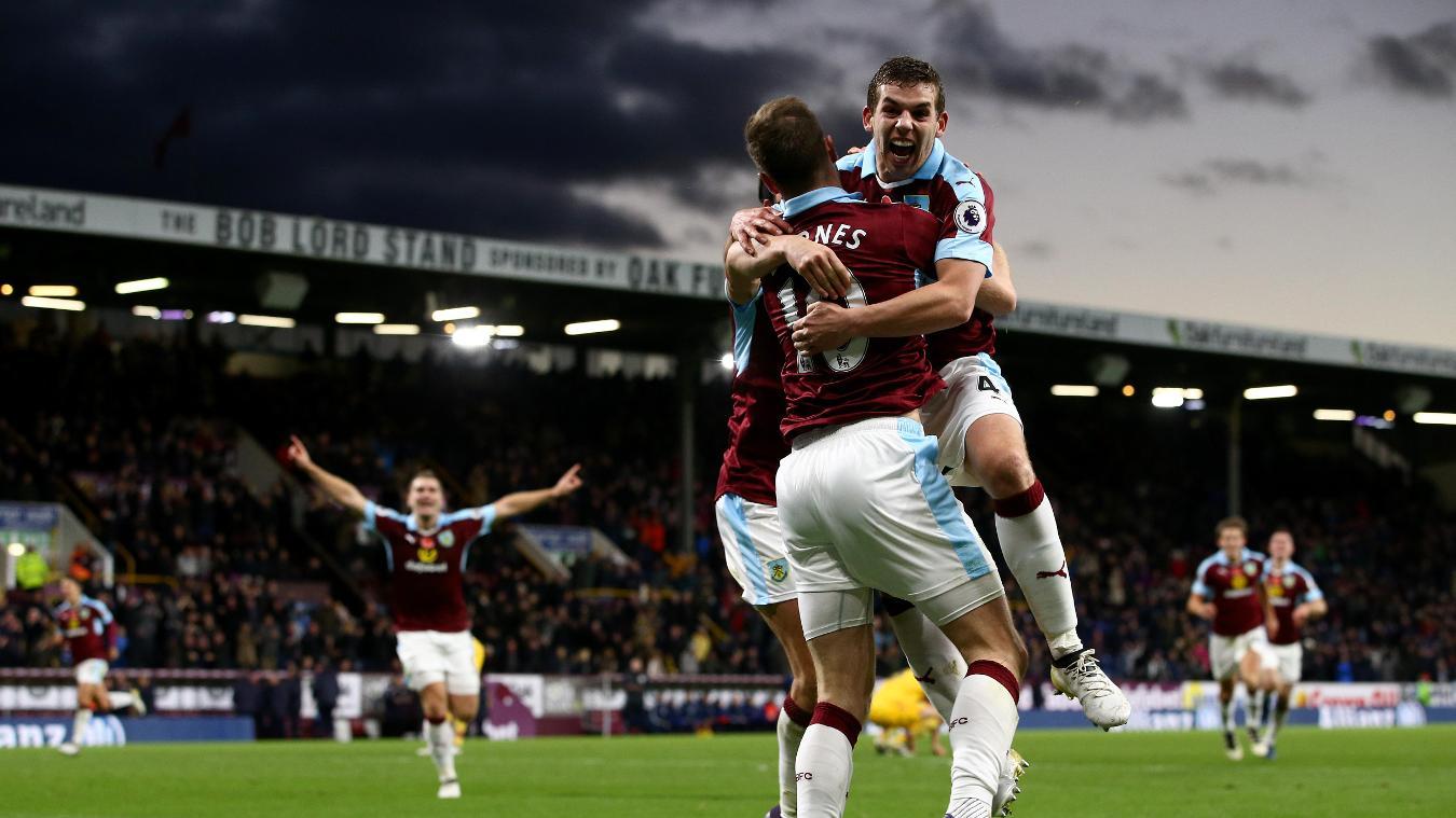 Matchweek 11: Burnley 3-2 Crystal Palace