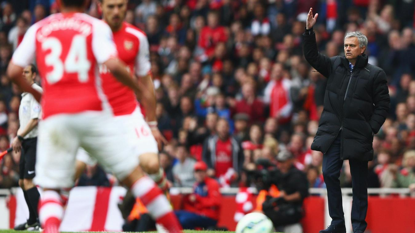 Man Utd v Arsenal, 19 November