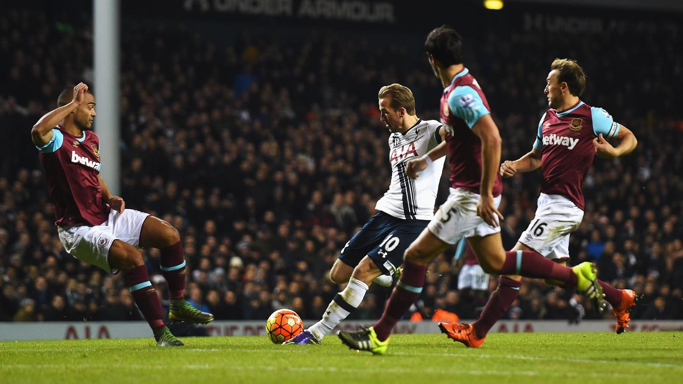 Spurs v West Ham, 19 November