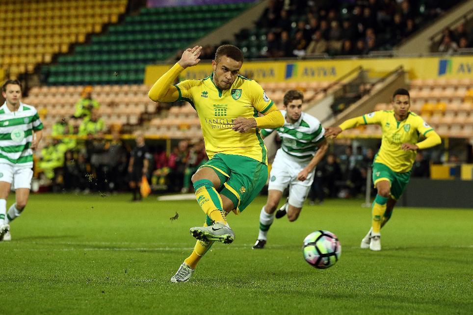 Norwich 3-0 Celtic, International Cup