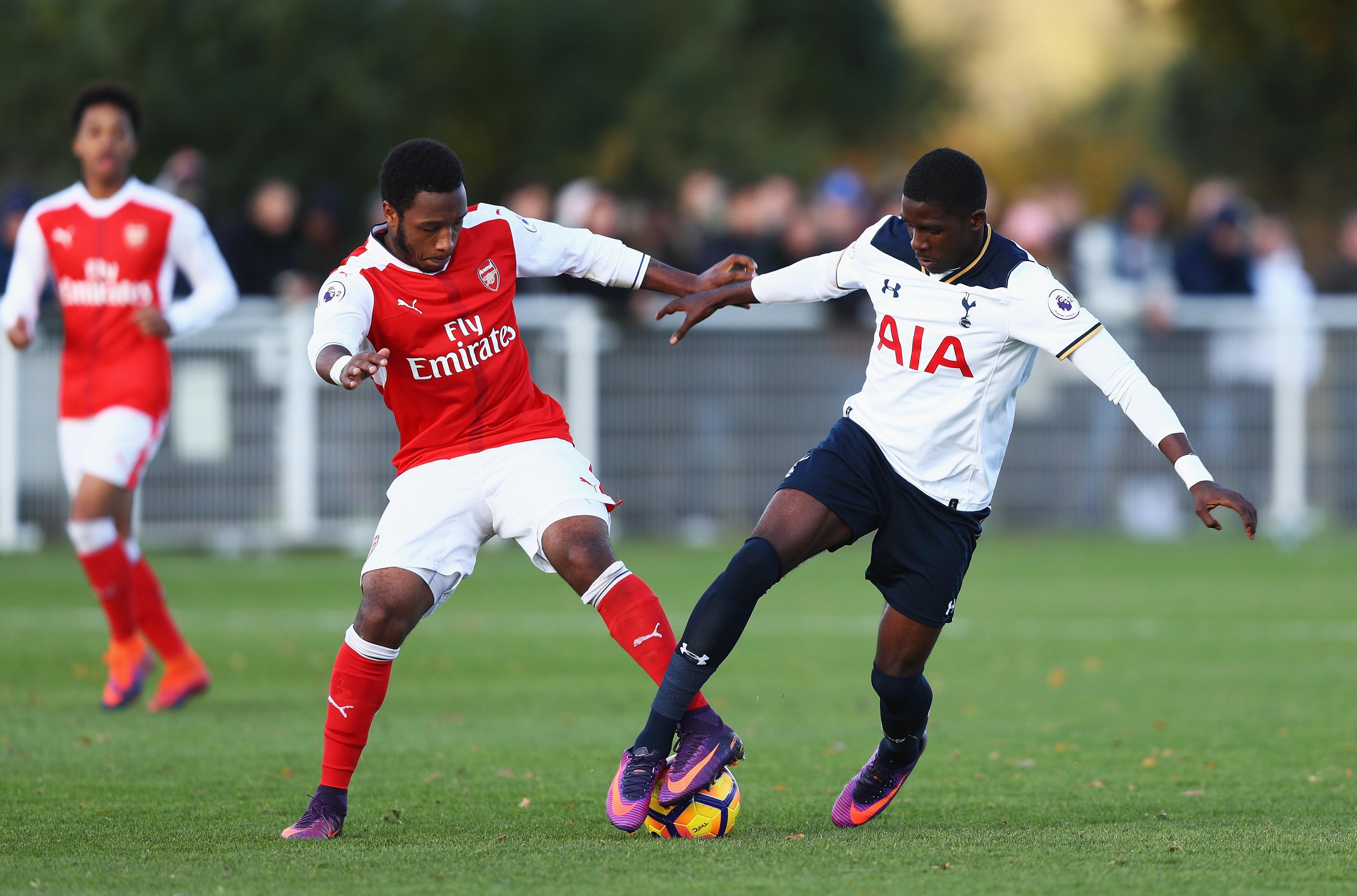 Arsenal earn north London derby win