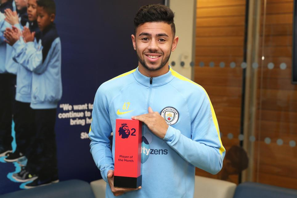 Paolo Fernandes wins PL2 Player of the Month for October