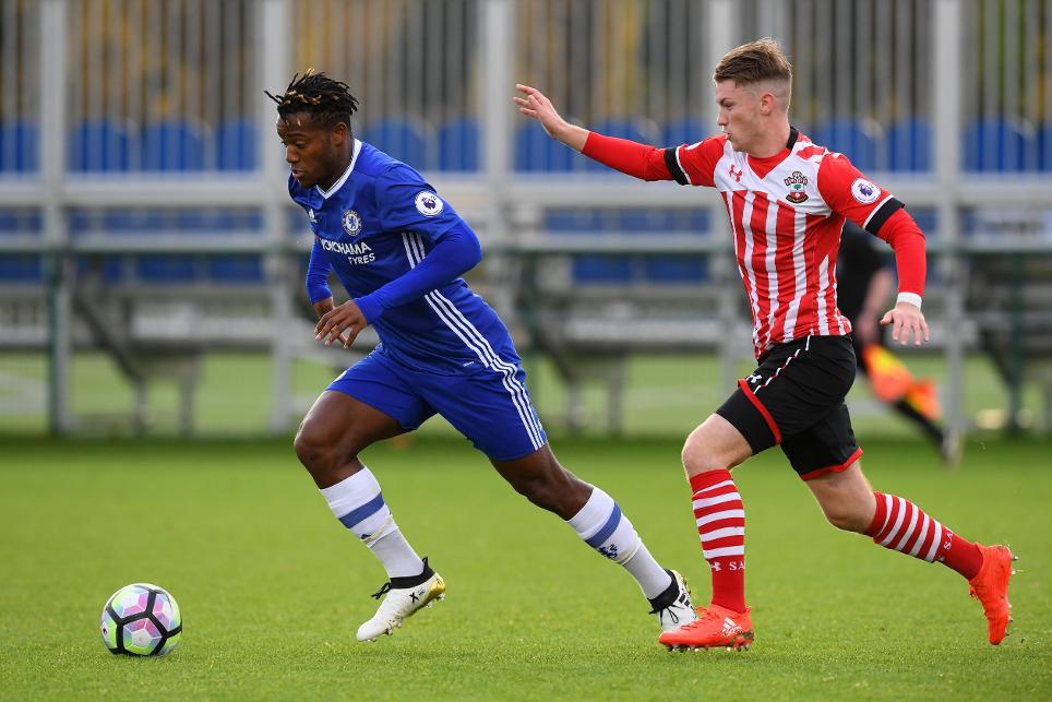 Chelsea 3-2 Southampton, PL2