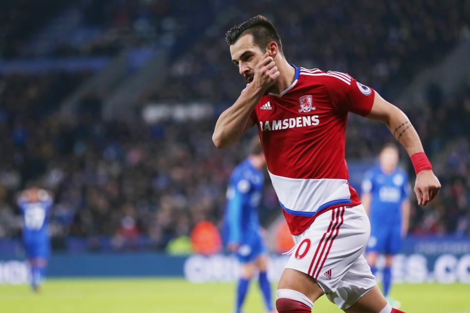 Alvaro Negredo, Middlesbrough